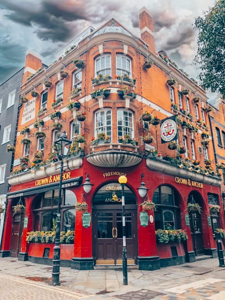 Crown & Anchor Pub (Londra)