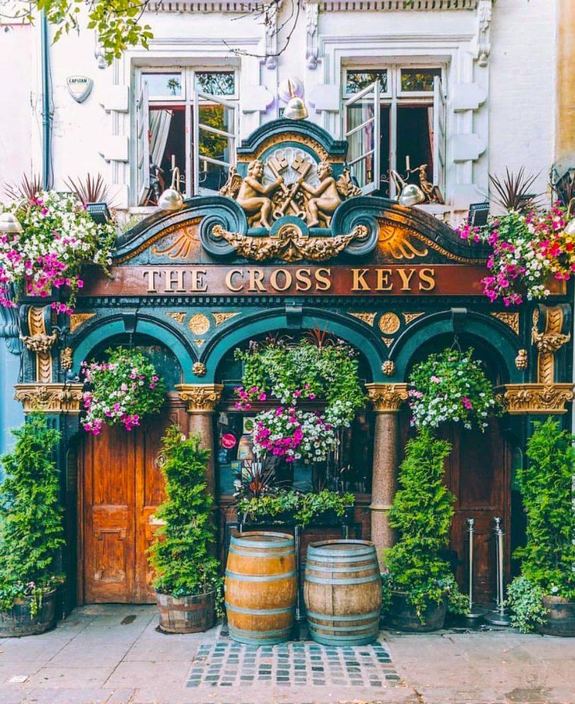 The Cross Keys pub (Londra)
