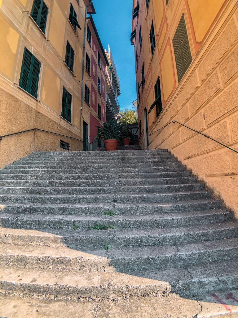 le caratteristiche vie di Santa Margherita Ligure