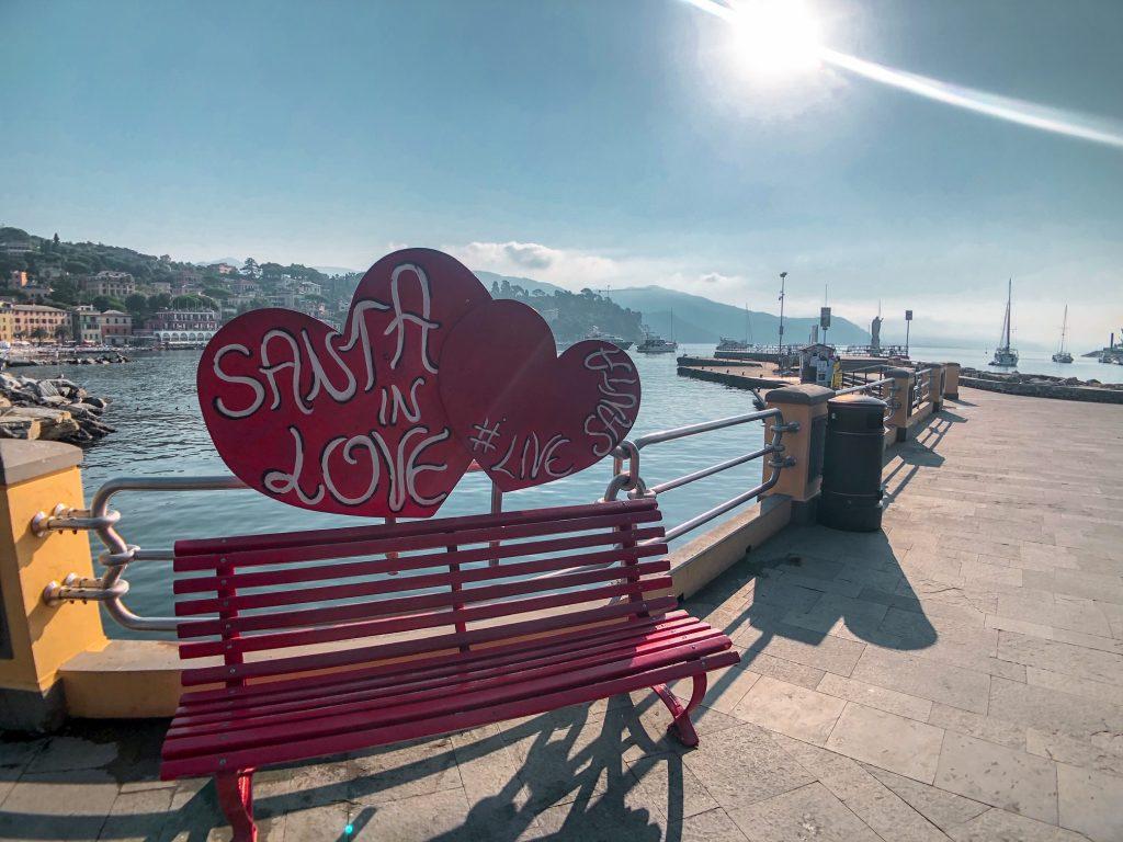 lungomare Santa Margherita Ligure