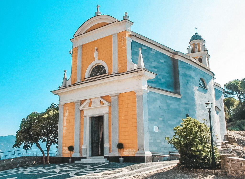 Chiesa di San Giorgio a Portofino